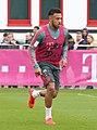 Corentin Tolisso Training 2019-04-10 FC Bayern Muenchen-1.jpg