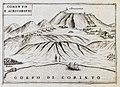Corinto e Acrocorinto - Coronelli Vincenzo Maria - 1708.jpg