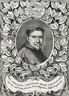 Vincenzo Coronelli Italian cartographer