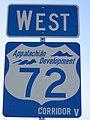Corridor V US 72.JPG