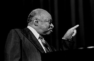 1974 in music - Count Basie in 1974