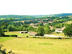 Courchaton. Panorama. 2015-07-14.JPG