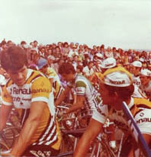 Renault (cycling team) - Renault riders in 1978