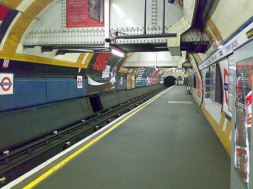 Covent Garden Tube