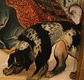 Cranach il vecchio, cristo e l'adultera 2, 1520-25.JPG
