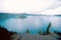 Crater Lake from rim-USGS.jpg