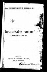 Francis Marion Crawford: Q93439214