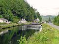 Crinan Canal at Cairnbaan (2478558652).jpg