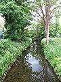 Cripsey Brook downstream of Ongar Bridge (geograph 3968525).jpg