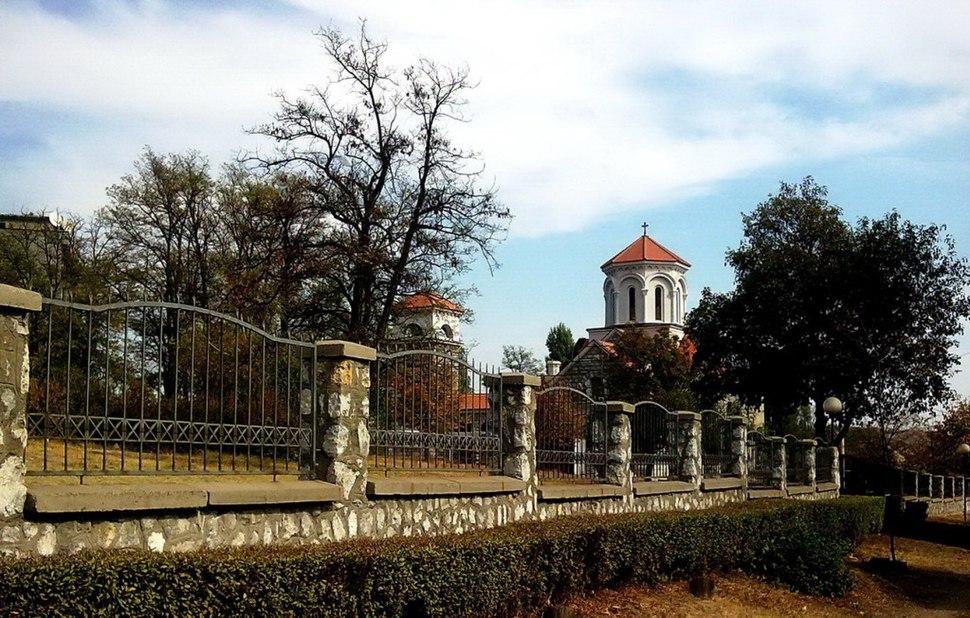 Crkva Svetog Đorđa u Boru