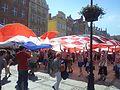 Croatian fans in Gdańsk 18th june 2012 (5).jpg