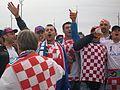 Croatian supporters before Croatia - Italy match, Poznań, June 14, Euro 2012 4.JPG