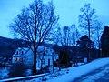 Cromasaig House Kinlochewe in Winter - geograph.org.uk - 165970.jpg