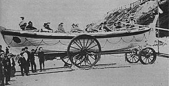 RNLB Benjamin Bond Cabbell II (ON 12) - Image: Cromer Lifeboat Benjamin Bond Cabbell ON12
