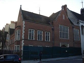 Crosby Hall, London - Image: Crosby Hall London 03