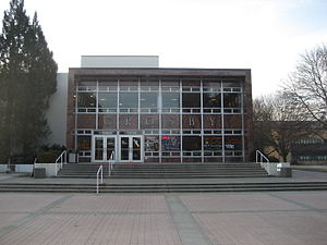 John W. Maloney - Crosby Student Center at Gonzaga University