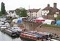 Crowded Quayside, Upton Folk Festival - geograph.org.uk - 429887.jpg