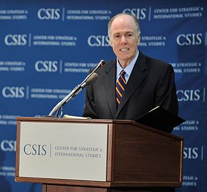 Thomas E. Donilon - Thomas Donilon, U.S. National Security Advisor, speaking at the Center for Strategic and International Studies in Washington, D.C. in November 2012