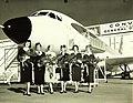 Customer Flight Attendants with Convair 880.jpg