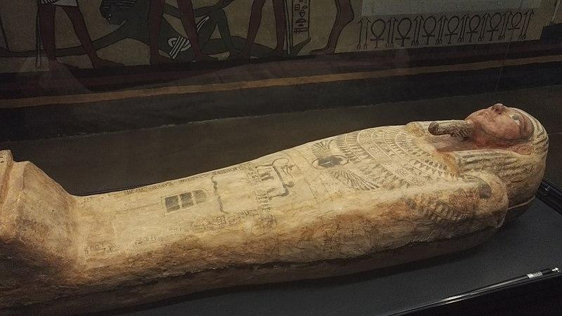 File:Déri Museum, Late Period coffin.jpg