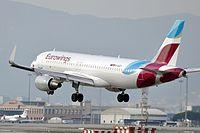 D-AIZT - A320 - Eurowings