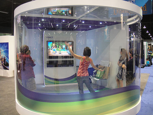 D23 Expo 2011 - Disney game on the Kinect! (6081407838)