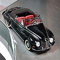 DKW F91 Cabrio, Bj. 1953, vorn v. oben (museum mobile 2013-09-03).JPG