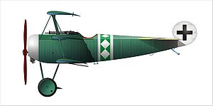 Hans Martin Pippart - Fokker D.I