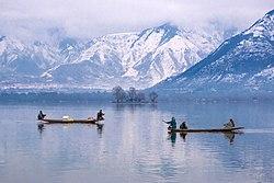 Dal Lake Hazratbal Srinagar.jpg
