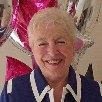 Steve Shirley - Dame Stephanie Shirley, 2013