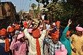 Dancing Barajatri With Bridegroom - Odia Hindu Wedding Ceremony - Kamakhyanagar - Dhenkanal 2018-01-24 7872.JPG