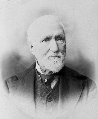 Daniel Pollen - Image: Daniel Pollen, ca 1873