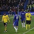 Daniel Pudil, Chelsea 3 Watford 0 FA Cup 3rd round.jpg