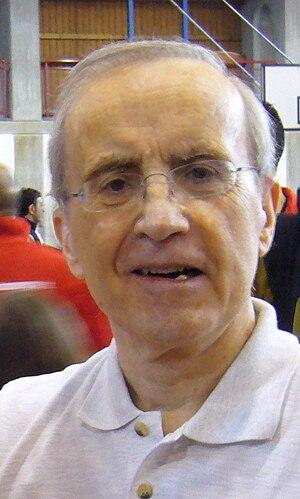 Dan Peterson - Peterson, in 2008.