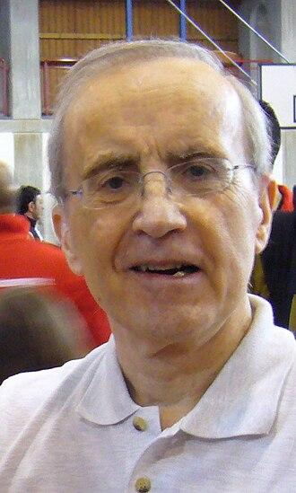 Dan Peterson - Peterson, in 2008