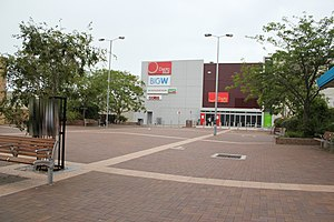 Dapto Mall - Image: Dapto mall entrance via dapto square