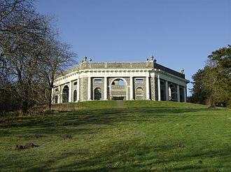 West Wycombe - Image: Dashwood Mausoleum