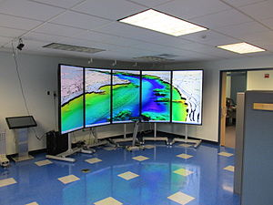 Center for Coastal & Ocean Mapping - Data Visualization Lab