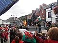 Dathliadau Owain Glyn Dwr yng Nghorwen Medi 16 2013 15.JPG