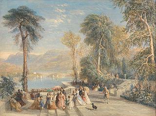 Windermere During the Regatta
