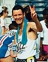 David Evans in Athletics field at the Atlanta 1996 Paralympic Games.jpg