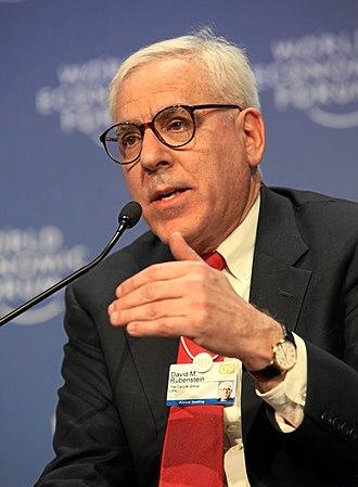 David Rubenstein - David M. Rubenstein at the World Economic Forum annual meeting in Davos, 2009