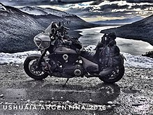 North Cape Motorcycle Tour