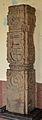 Decorative Door Pillar - Medieval Period - ACCN 00-R-5 - Government Museum - Mathura 2013-02-23 5007.jpg