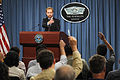 Defense.gov News Photo 110824-D-WQ296-021 F024 - Deputy Assistant Secretary of Defense for East Asia Michael Schiffer takes questions from reporters at the Pentagon after delivering a briefing on.jpg