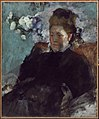 Degas - Portrait of a Woman, 1877.jpg