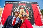 Delta, Atlanta United paint the town (36339801790).jpg