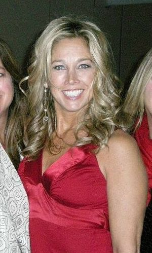 Denise Austin - Austin at The Heart Truth Fashion Show, 2008