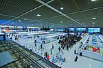 Departure lobby of Tokyo-Narita Airport Terminal 2.JPG