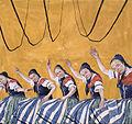 Der Tanz I The Dance - Öl auf Leinwand - oil on canvas - 204 × 174 cm - 80 by 68 in - 2000.jpg